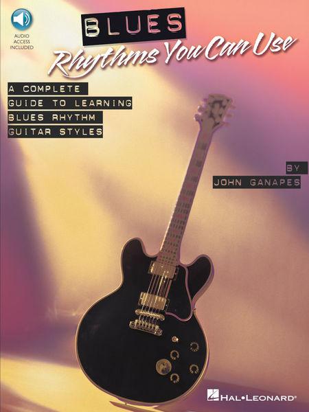 Hal Leonard Blues Rhythms You Can Use