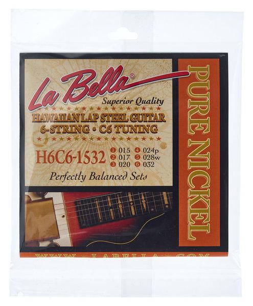 La Bella Lap Steel Guitar C6