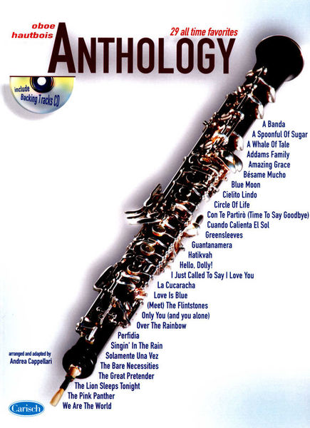 Edition Carisch Anthology Oboe Vol.1