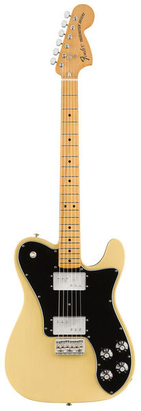 Fender Vintera 70s Tele Deluxe MN VBL