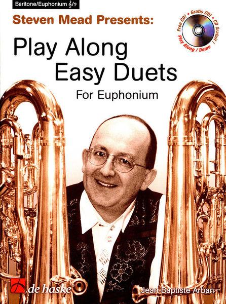 De Haske Steven Mead: Easy Duets