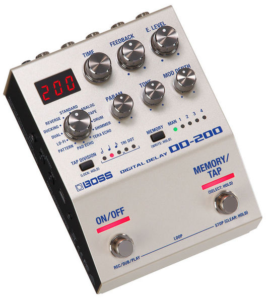 DD-200 Digital Delay Boss