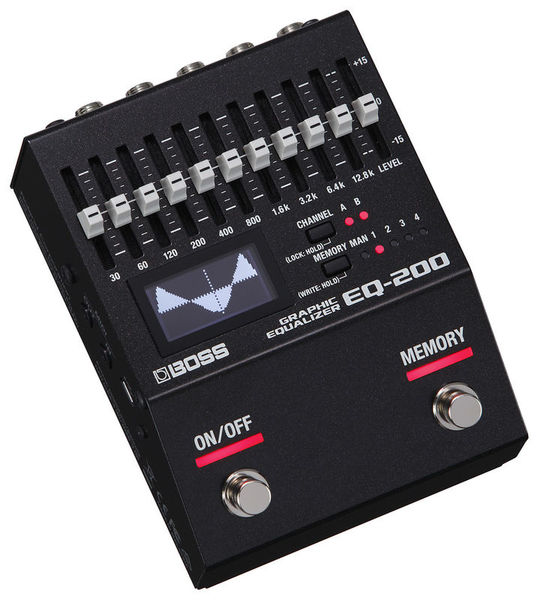 EQ-200 Graphic Eq Boss