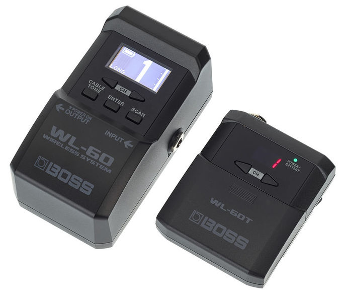 WL-60 Wireless System Boss