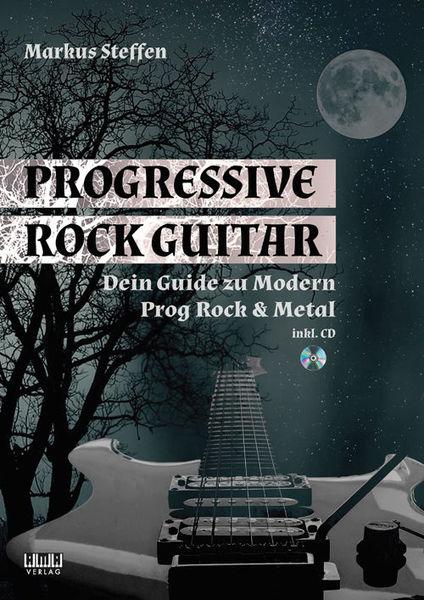AMA Verlag Progressive Rock Guitar