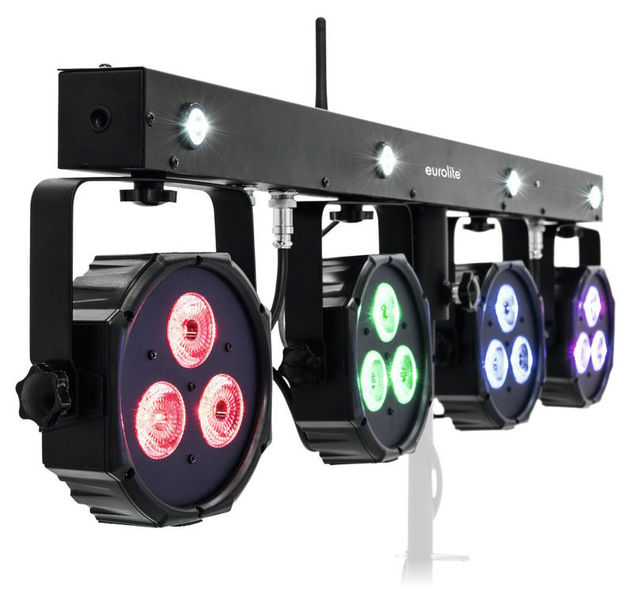 LED KLS-170 Compact Light Set Eurolite