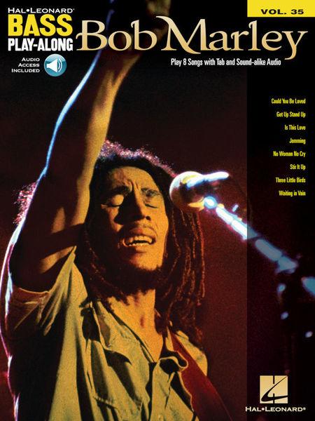 Bass Play-Along Bob Marley Hal Leonard