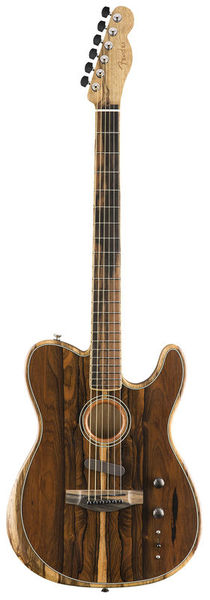 Fender Acoustasonic Tele Ziricote