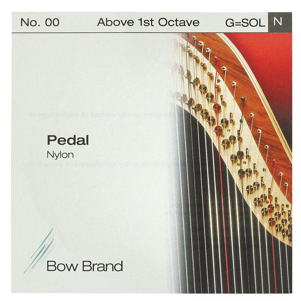 Bow Brand Pedal Artist Nylon 0th G No.00