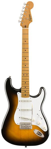 SQ CV 50s Strat MN 2-SB Fender