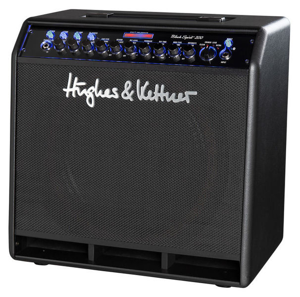 Black Spirit 200 Combo Hughes&Kettner