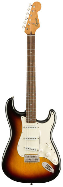 SQ CV 60s Strat 3-SB Fender