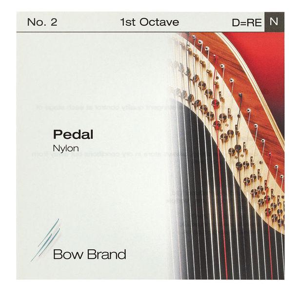 Bow Brand Pedal Artist Nylon 1st D No.2