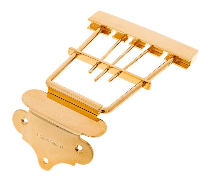 Höfner H62/30G Bass Tailpiece Gold