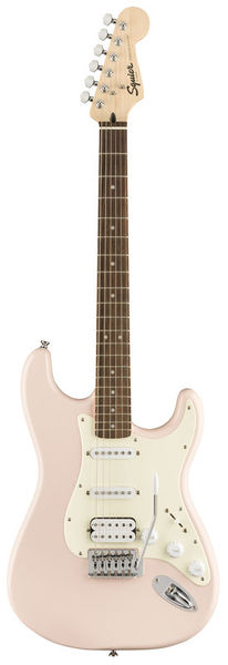 SQ LTD Bullet Strat HSS SHP Fender