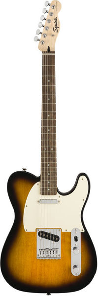 SQ Bullet Tele LRL BSB Fender