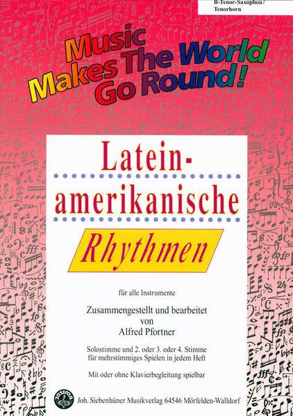 Siebenhüner Musikverlag Lateinamerikanisch Vol.1 T-Sax