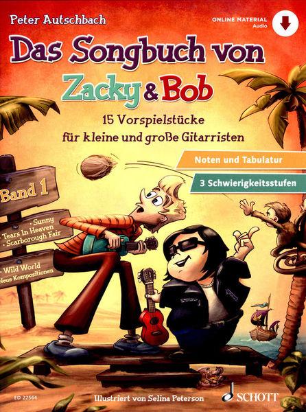 Das Songbuch von Zacky & Bob Schott