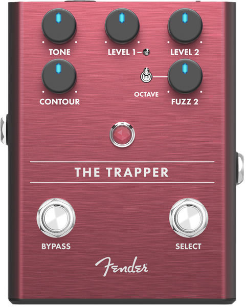 The Trapper Fuzz Fender