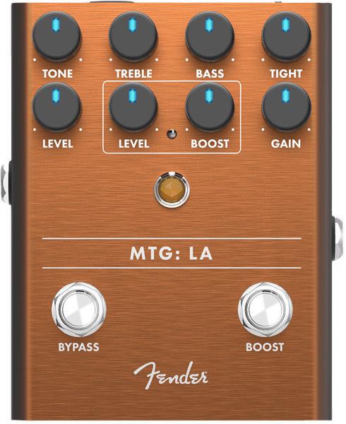Fender MTG-LA Overdrive