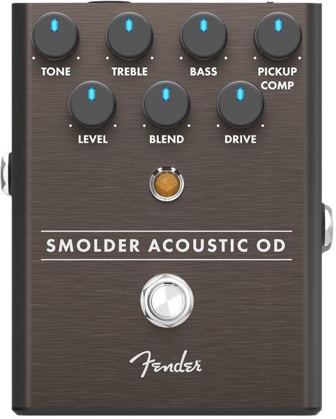 Smolder Acoustic OD Fender