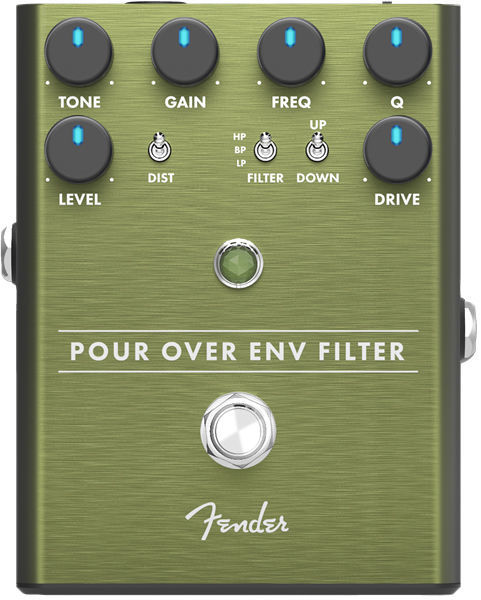 Bass Envelope Filter Fender