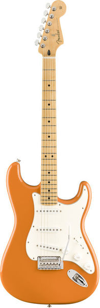 Player Series Strat MN Capri Fender