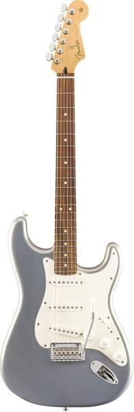 Player Series Strat PF Silver Fender