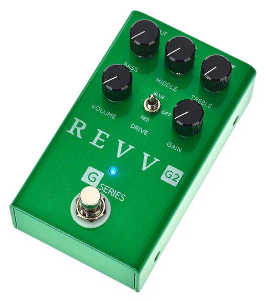 G2 Crunch/Overdrive Revv