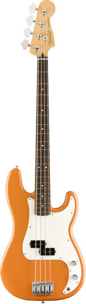 Player Series P-Bass PF Capri Fender