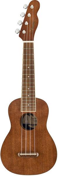 Seaside Soprano Uke Pack Fender