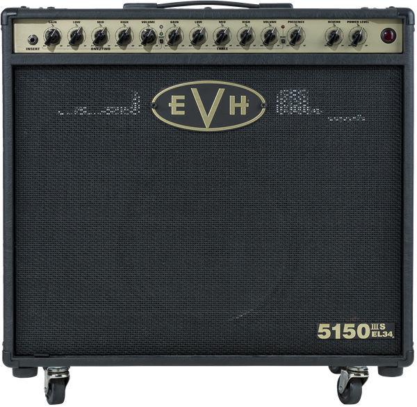 5150 III 50W EL34 Combo 1x12 Evh