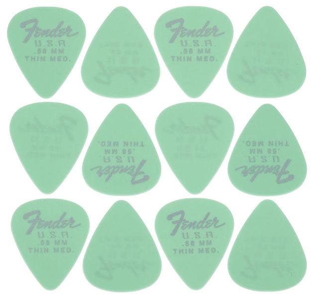 Fender 351 Dura-Tone Picks SFG