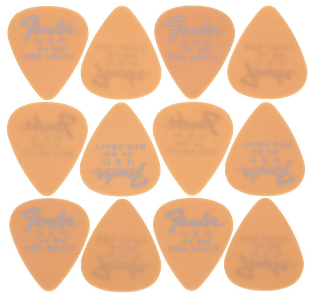 Fender 351 Dura-Tone Picks BTB