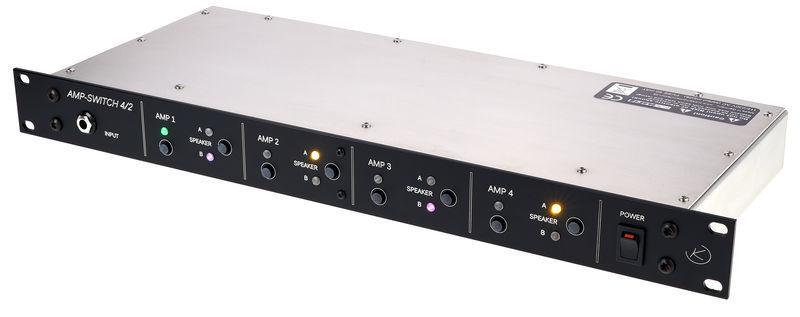 Tube Amp Manufactur Amp-Switch 4/2 V2