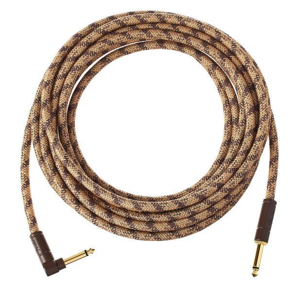 Fender FV Series Cable Pure Hemp BR