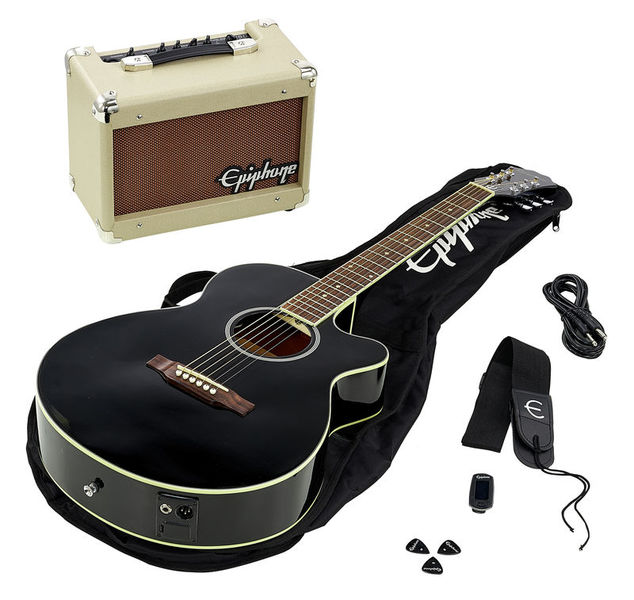 Epiphone PR-4E Acoustic Player Pack EB