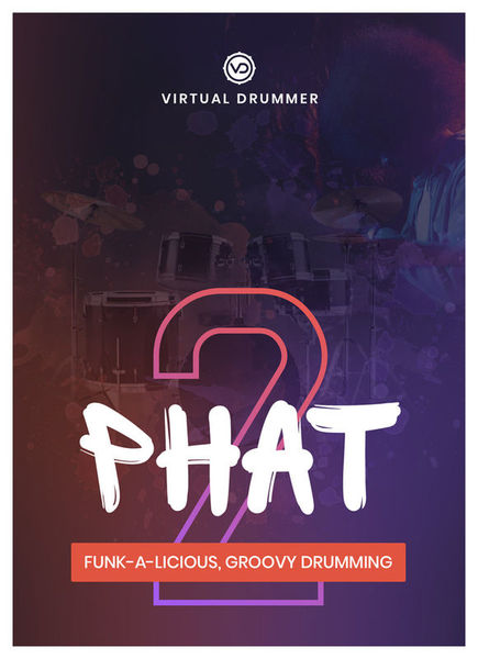 ujam Virtual Drummer Phat 2