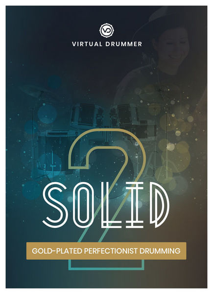 ujam Virtual Drummer Solid 2