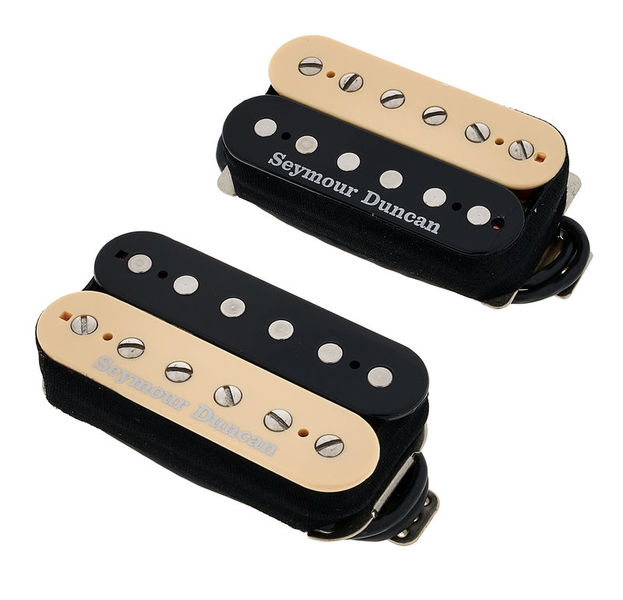 Seymour Duncan Mayhem Humbucker Set Zebra