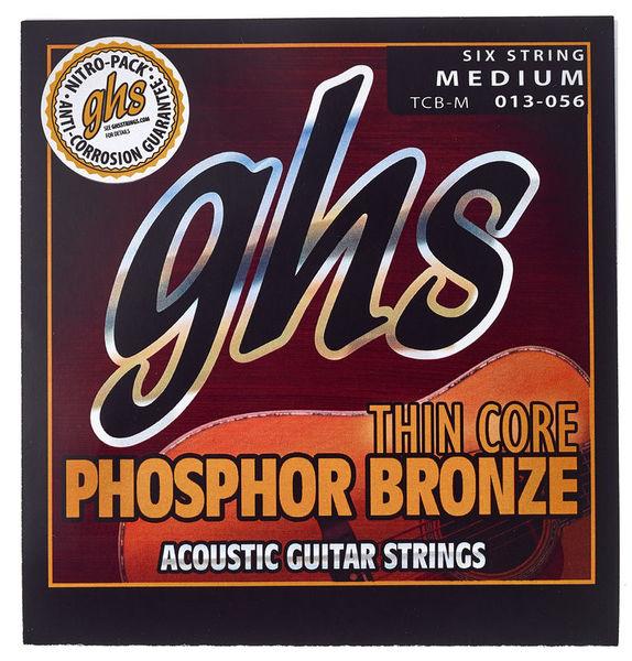 GHS TCB-M Phosphor Bronze Medium