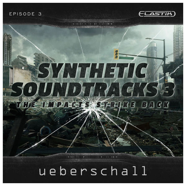 Ueberschall Synthetic Soundtracks 3