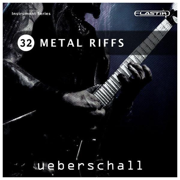 Ueberschall Metal Riffs