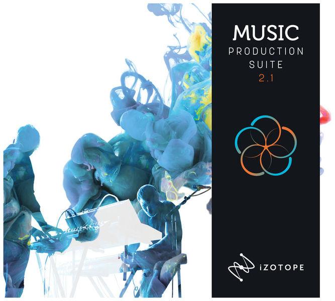 iZotope Music Production Suite 2.1 CG5