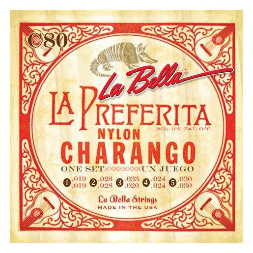 La Bella C80 Charango