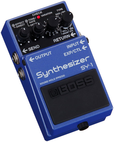 SY-1 Synthesizer Boss