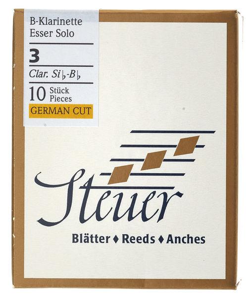 Steuer White Line Bb- Clarinet 3