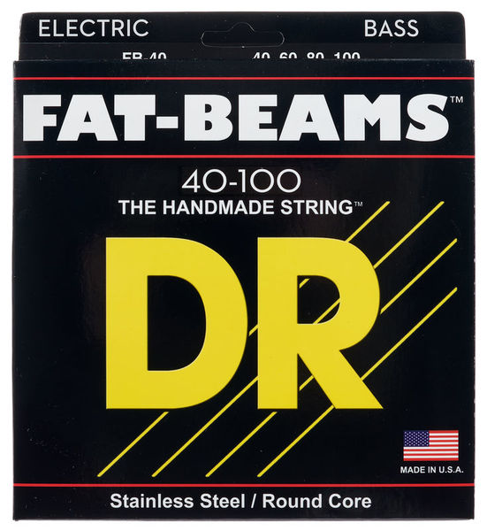 DR Strings DR FB-40 - Fat Beams 040/100