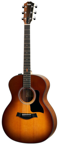 114e Walnut Satin Sunburst Taylor