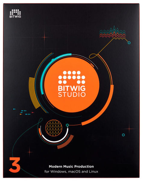 Studio 3 Bitwig